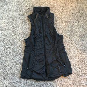 Lululemon reflection vest!